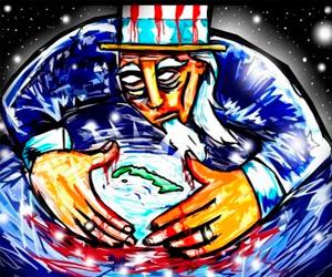 El primer asunto fundamental que debe reafirmarse desde la ideología revolucionaria cubana es el rechazo al mito extendido por la ideología de la globalización neoliberal que declara al mercado capitalista y al dogma que le acompaña de ser capaz de asegurar que todos saldrán beneficiados con su funcionamiento